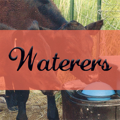 Waterers