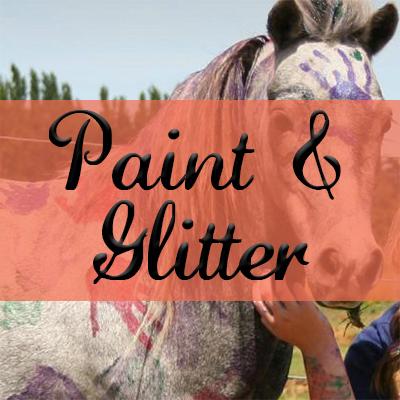 Paint & Glitter