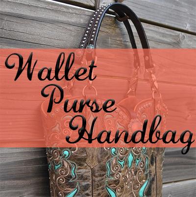 Wallet, Purse & Handbag