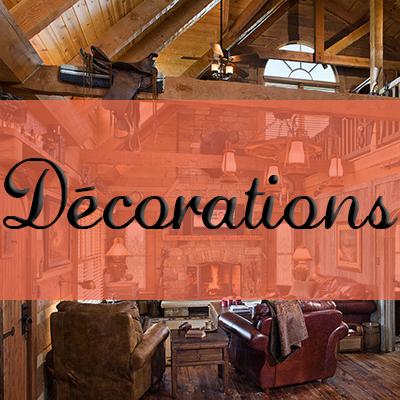 Articles de Décoration