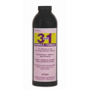 Buckley's 3-In-1 Liniment 475ml