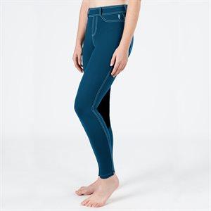 Pantalon Genoux Renforcés Irideon Cordova pour Femme - Twilight