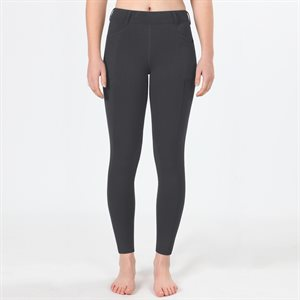 Pantalon Fond Peau Irideon Thermasoft pour Femme - Graphite