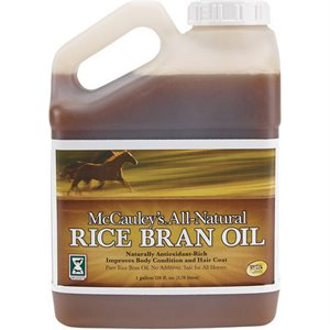 McCauley Rice Bran Oil - 3.78L