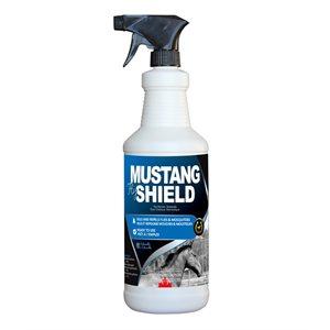 Golden Horseshoe Mustang Fly Shield 1L