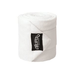 Bandages Polo Weaver - Blanc