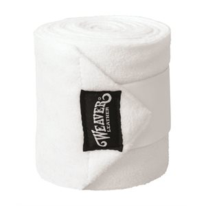 Bandages Polo Weaver 380g - Blanc