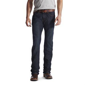 Jeans de Travail Ariat ''Rebar M5'' pour Homme - Blackstone