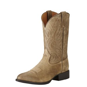 Botte Western Ariat ''Heritage Hickok'' pour Homme