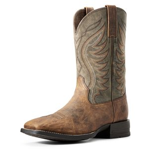 Botte Western Ariat ''Amos'' pour Homme