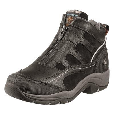 Femme ''terrain H2o'' Pour Ariat Zip Chaussure 34Aq5LRj