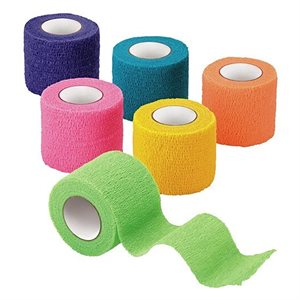 """Vetrap Style Bandages 2"""" Sold Individually"""
