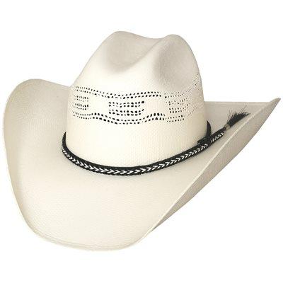 Bullhide Corsicana 20X Straw Cowboy Hat