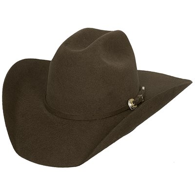 Bullhide Kingman 4X Felt Cowboy Hat - Chocolate