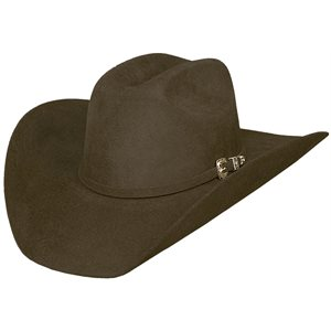 Bullhide Legacy 8X Fur Blend Cowboy Hat - Buckskin