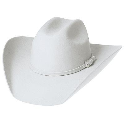 Bullhide Legacy 8X Fur Blend Cowboy Hat - Silverbelly