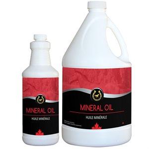 Golden Horseshoe Mineral Oil