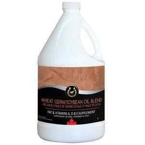 Golden Horseshoe Wheat Germ Soybean Oil Blend 4L