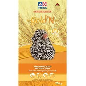 Purina Gold'N Growena Organic Chicken Growth Feed 25kg