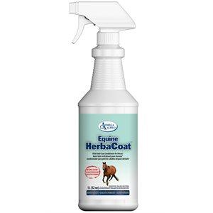 After Bath Coat Conditioner Omega Alpha Equine HerbaCoat 1L
