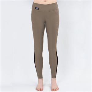Pantalon d'Équitation Genoux Renforcés Irideon Issential Reflex pour Femme - Bringé