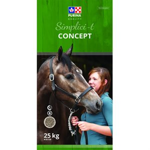 Purina Simplici-T Concept Horse Feed 25kg