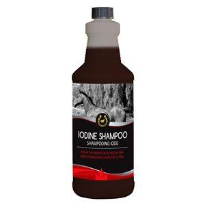 Golden Horseshoe Iodine Shampoo 1L