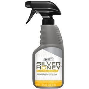 Absorbine Silver Honey Skin Care Spray Gel 236ml